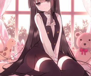 anime, art, and anime art image