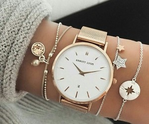 watch, fashion, and beauty image