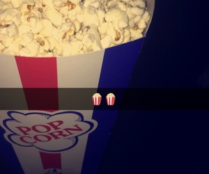 Pop cOrn, snaps, and snapchat image