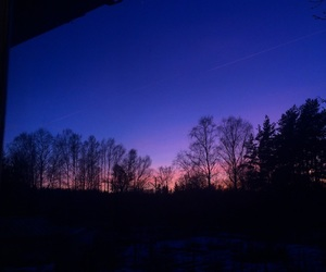 beautiful, sky, and blue image