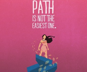 disney, pocahontas, and quotes image