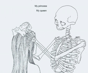 love, Queen, and princess image