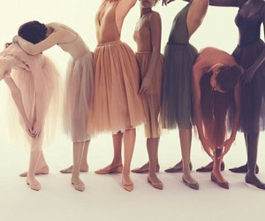 ballet, dance, and Nude image