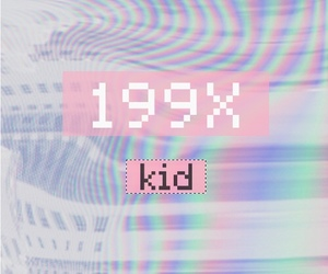 90's and kid image