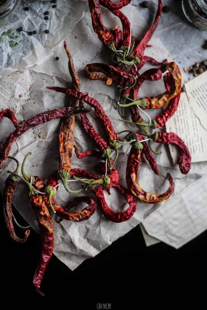 chili, pepper, and style image