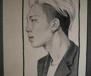 art, bts, and kpop fanart image