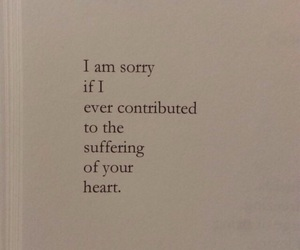 ache, apology, and book image