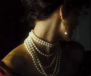 anna karenina, keira knightley, and pearls image