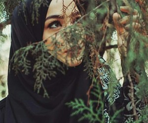 hijab and muslim image