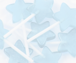 stars, blue, and sweet image