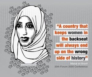 feminism, feminist, and arab feminist image