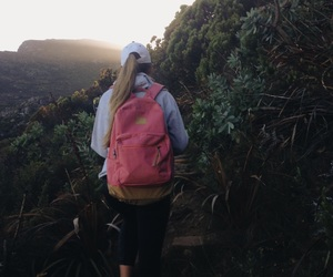cape town, hiking, and tumblr image
