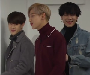 boyfriend, denim, and JB image