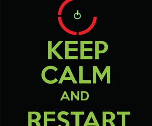 funny, keep calm, and phrase image