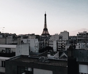 paris, aesthetic, and building image