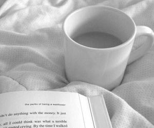 aesthetic, book, and mug image