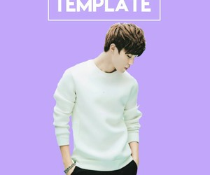 templates, blue edits, and asthetic image