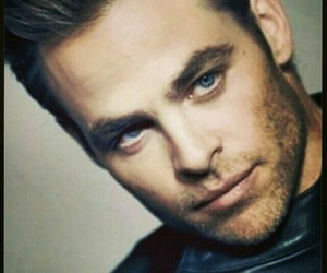 actor, handsome, and chris pine image