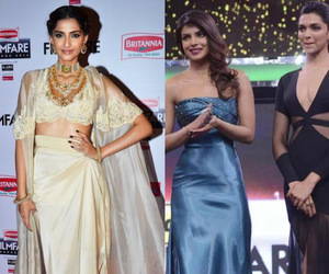 bollywood, deepika padukone, and priyanka chopra image
