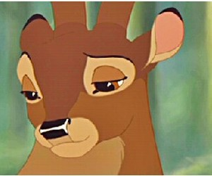 disney, pls, and padre de bambi image