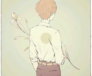 boy, art, and anime image
