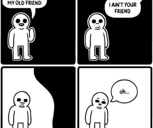Darkness, funny, and sad image