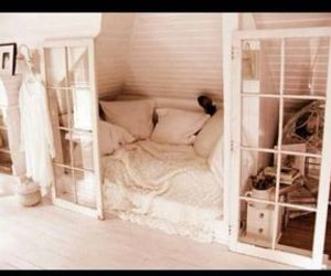 bed, my dream, and iloveit image