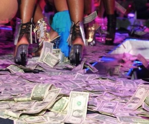 money, mula, and heels image