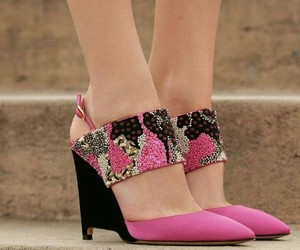 fashion, heels, and moda image