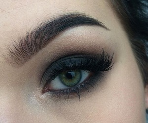 eyes, tumblr, and green eyes image