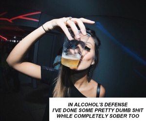 drink, mistakes, and quotes image