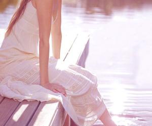 beautiful, girl, and sweet image
