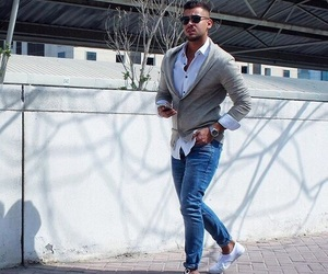 class, fashion, and jeans image