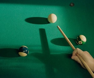 aesthetic, photography, and billiard image
