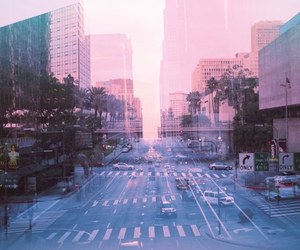 city, indie, and pastel image