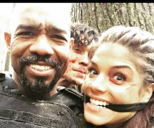 the 100, pike, and bob morley image