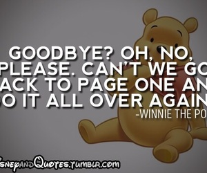 winnie the pooh, quote, and disney image