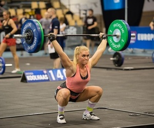 katrin, strong, and crossfit image