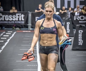 katrin, crossfit, and davidsdottir image