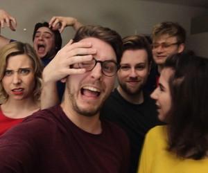 youtube, bertie gilbert, and jack howard image