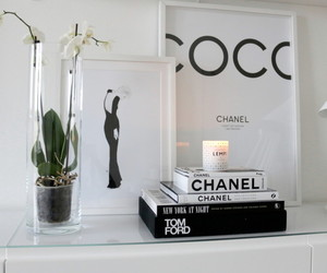 chanel, interior, and coco image