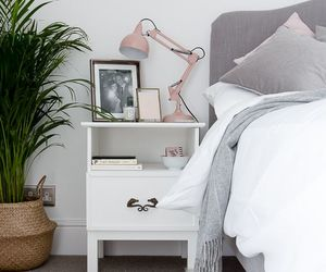 bedroom, decor, and room image