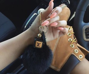 nails, luxury, and shoes image