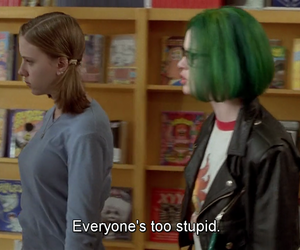 quotes, grunge, and ghost world image
