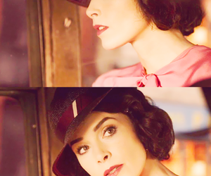 timeless, abigail spencer, and lucy preston image