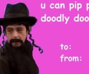 funny, drake and josh, and valentine image