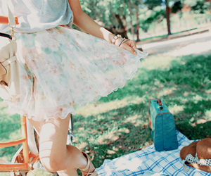 dress, pretty, and pastel image