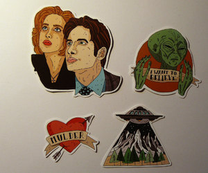 etsy, I want to believe, and mulder image