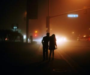 couple, grunge, and street image