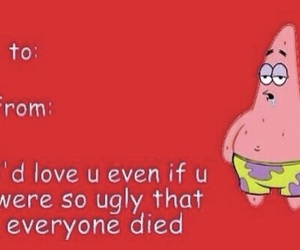 patrick, funny, and love image